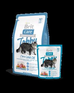 BRIT CARE hipoalergiczna formuła dla dorosłych kotów ras dużych KACZKA Z KURCZAKIEM
