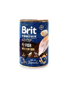 Brit Premium by Nature Fish with Fish Skin