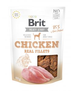 Brit Jerky Snack Chicken Fillets